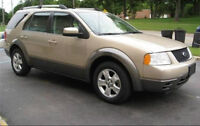 FORD FREESTYLE SEL 2007, SUV 6 PASSAGERS, MÉCANIQUE A-1 !!!