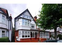 * PERFECT 1 bedroom Garden Flat / Tooting Bec Broadway Balham Clapham Furzedown *