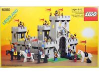 Wanted LEGO 1980s - 1990s Castle sets CASH PAID & Collected Merseyside area
