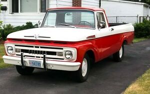 Mercury M100 Unibody Pickup Truck