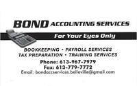 Need Help With Your Bookkeeping!