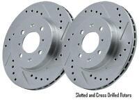 Chrysler GMC 1500 2500 XL HD VW Volkswagen Pontiac rotor brakes