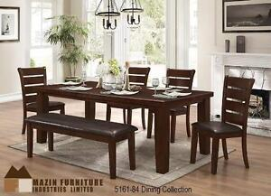 6PC DINING SET MODEL 5161  $1,199.00 SAVE $400