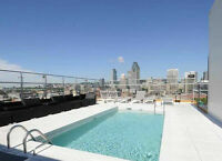 M9 Phase 3, 9th floor ! Pool, hot tub, gym, indoor garage !