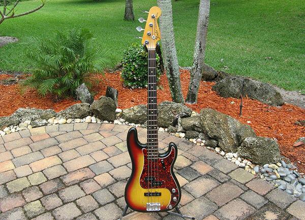 Bedeutung und Erfolg des Fender Precision Bass