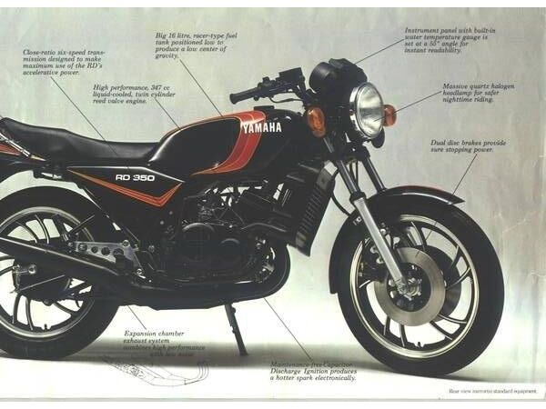 Used 1982 Yamaha Other