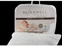 Relaxwell by Dreamland Heated White Fur - REPLACEMENT CUSHION + FILLER Only!
