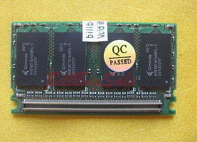 1GB X1 MicroDIMM for LG A1 C1 T1 Express Dual Notebook 214PIN 1G US RAM 10 Express Dual Notebook