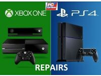 Xbox & PlayStation Repairs Edinburgh