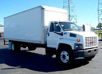 SHORT NOTICE MOVERS,INSURED,BONDED,24HRS,ALL SIZE TRUCKS