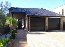 Waterfront 2 bed house 3min walk from East Hills station. East Hills Bankstown Area Preview