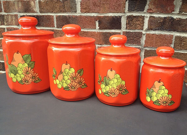 How To Make A DIY Kitchen Canister Set