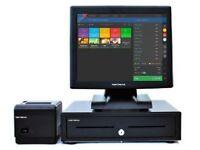 Full Dell Optiplex Retail/Hospitality EPOS POS Cash Register Till System