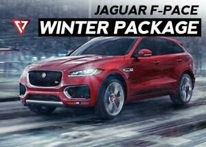 2019 - 2020 Jaguar F PACE WINTER TIRE +  WHEEL Package - T1 Motorsports Ontario Preview