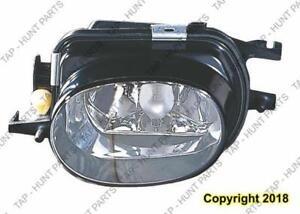 Fog Lamp Driver Side With Sport Package Clk Models High Quality Mercedes C-Class 2003-2006