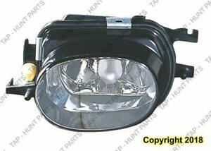 Fog Light Driver Side With Sport Package Clk Models High Quality Mercedes C-Class 2003-2006
