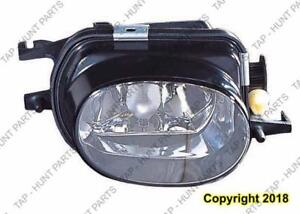 Fog Lamp Passenger Side Withsport Package High Quality Mercedes C-Class 2003-2006