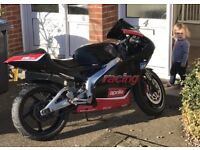 Aprilia Rs 125 Racing replica had lots done to it lovely bike