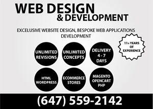 Web Design / New / Upgrade / Wordpress / SEO