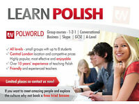 Polish Language Courses - Classes - Tuition in London