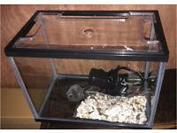 19 L - Fish Tank - Brand New!