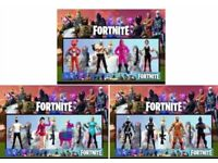 Game Fortnite Save The World Battle Royale Standing Figures SetToys FREE gift