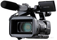 Sony HD Camera Bundle...Top of the Line!