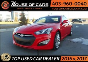 2013 Hyundai Genesis Coupe 3.8 Track Manual