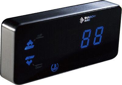 Shadow OBD 2 II Digital Water Temp Speed RPM Throttle Volt Meter Gauge 5 in 1