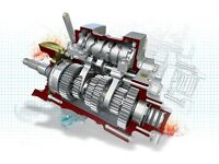 AutoCAD and SolidWorks - 2D and 3D Mechanical Cad Drawings and Design Service