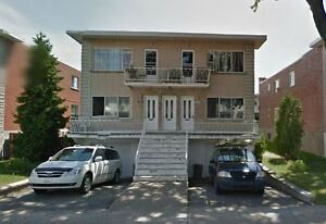 Lasalle upper 4 1/2 for rent, May 1st