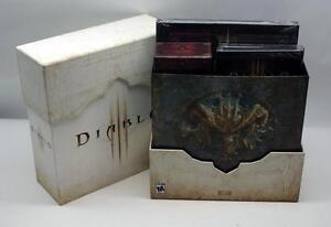 Diablo III Collectors Edition - FRENCH - EXTREMELY RARE