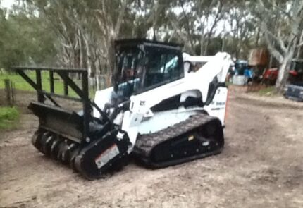 BOBCAT TIPPER HIRE AND FORRESTRY CUTTER/MULCHER Byford Serpentine Area Preview
