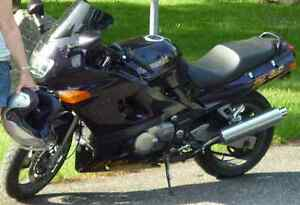 Zx-6, 111hp, plaques sport touring ($574)