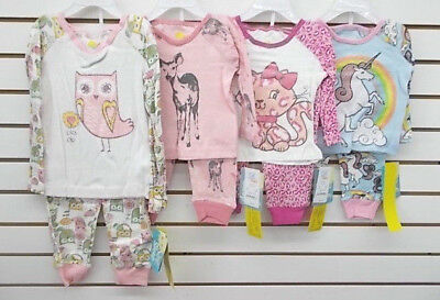 Infant, Toddler, & Girls SOL $20 - $22 Assorted Pajamas Size 12 Months - - Girls Pj