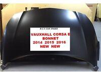 VAUXHALL CORSA D BONNET NEW NEW 2015 2016