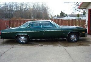 Oldsmobile 1975 Delta 88 Royale