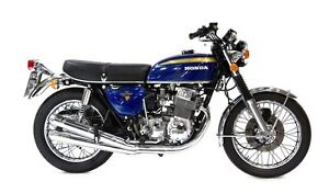 Looking For Honda CB 750 Or 550!