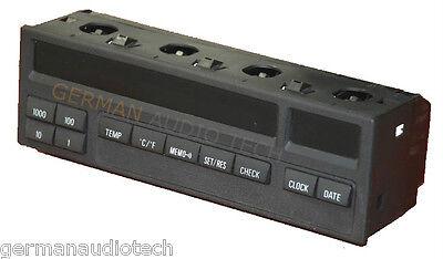 BMW 11 BUTTON ON BOARD COMPUTER OBC CHECK CONTROL E36 318 325 328 M3 62138357666