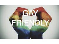 GAY FRIENDLY MALE MASSEUR