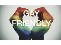 Gay friendly male massage