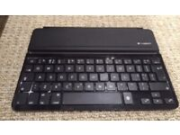 Logitec Ultra Thin iPad Air Keyboard Cover
