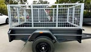 8×5 trailer hire Alderley