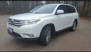 GREAT CONDITION 2012 TOYOTA HIGHLANDER