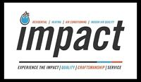 Impact Heating and Air Conditioning