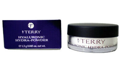 BY TERRY Hyaluronic Hydra-Powder Setting Powder~Travel Size~0.045oz/1.3g each