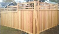 Need a deck or a fence ? Call now!  416 300 0846