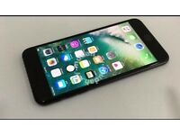 iPhone 7 matte black on 3 network 16GB as new, lowest price online