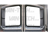 VW T5 Van Transporter Blackout Interior Curtain Barn Door