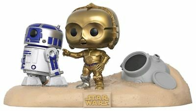 Funko Pop Star Wars Movie Moments Escape Pod Landing #222 Walmart Exclusive NIB